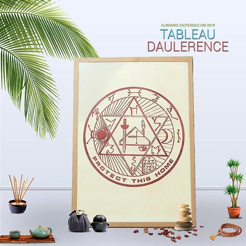 Tableau Daulerence