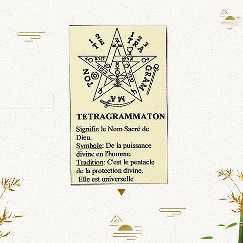 Pentacle Tétragrammaton