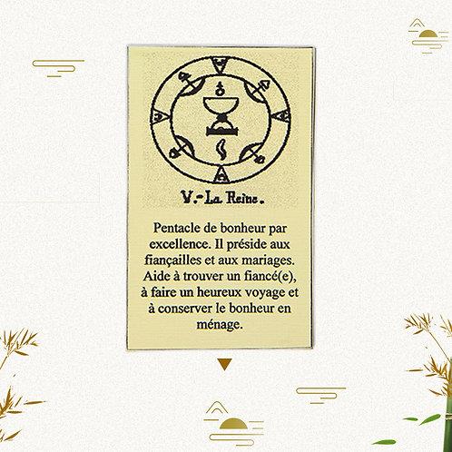 Pentacle Reine