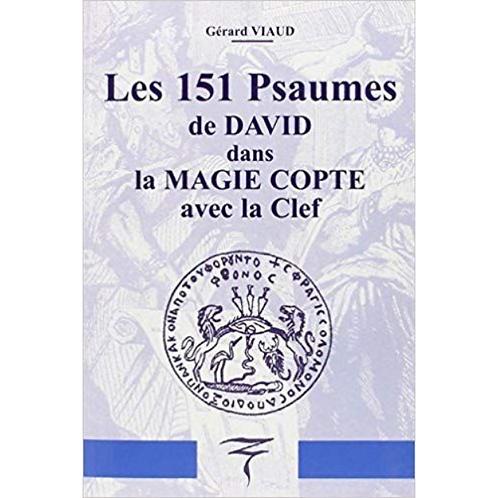 Les151 psaumes de David dans la MAGIE COPTE avec la clef
