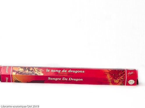 Encens Sang de dragon