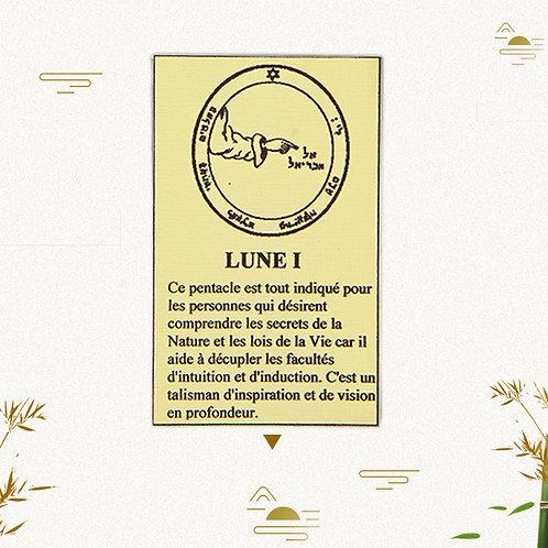 Pentacle Lune 1
