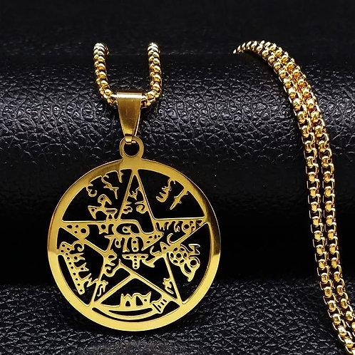 Médaille Tétragrammaton