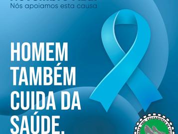 Em novembro somos azuis!