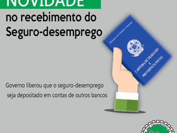 NOVIDADE NO PAGAMENTO DO SEGURO-DESEMPREGO