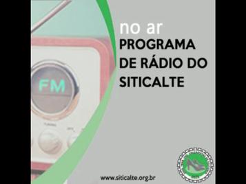 PROGRAMA DE RÁDIO 01 DE AGOSTO DE 2020