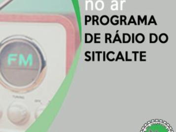 PROGRAMA DE RÁDIO 07 DE NOVEMBRO DE 2020