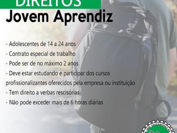 DIREITOS DO JOVEM APRENDIZ