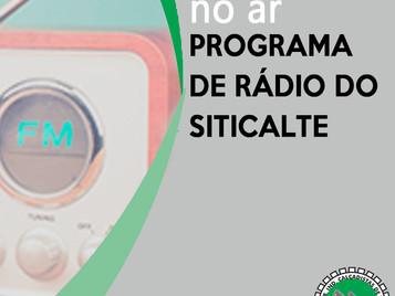 PROGRAMA DE RÁDIO 14 DE NOVEMBRO DE 2020