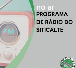PROGRAMA DE RÁDIO 31 DE OUTUBRO DE 2020