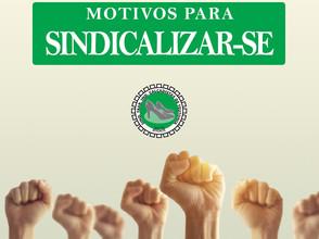 SINDICALIZE-SE