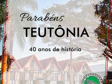 40 anos do município de Teutônia