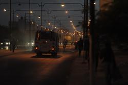 Dakar nocturne