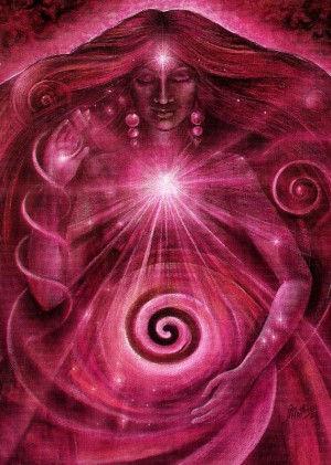 Rebirth-Womb centered healing