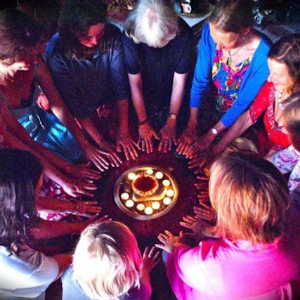 Conscious New Year's Ceremony