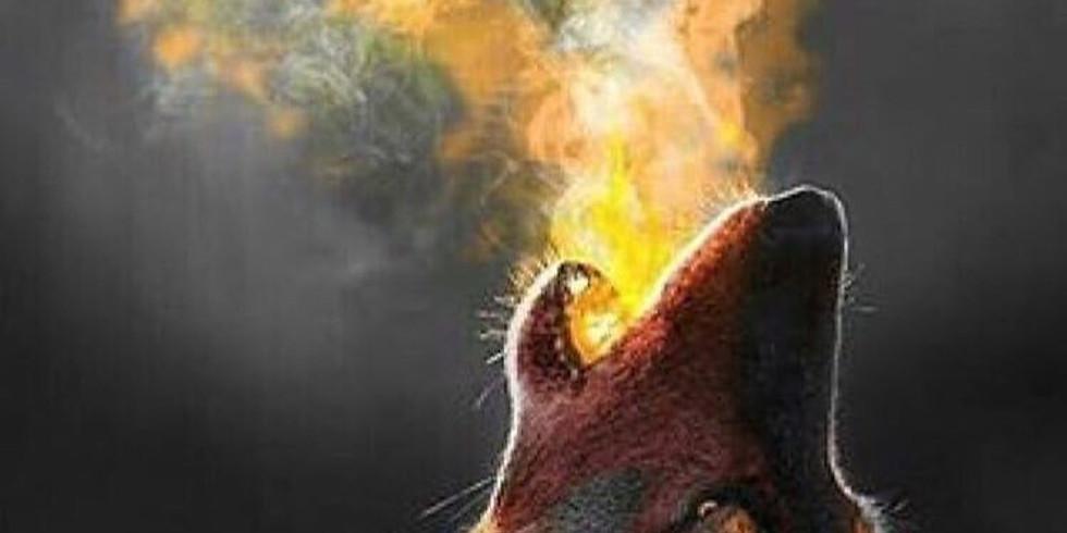 Masterclass - Sacred Rage / Sacred Yes and No