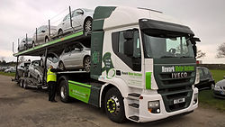 Vehicle Transporter Training