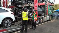 Vehicle Transporter Training