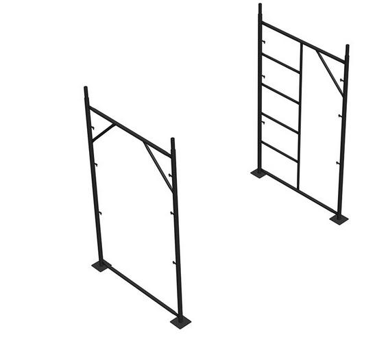Painel Vertical com/sem escada