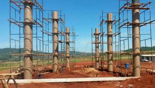 Os 5 maiores benefícios para utilização das Fôrmas de papelão para pilares de concreto.