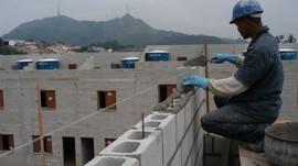FGV: custo da construção aumenta 0,40% em novembro