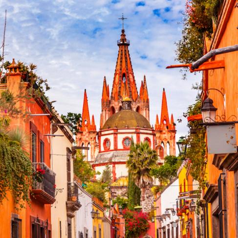 10 lugares de México que parecen salidos de un cuento de hadas.🧚🏻♀️