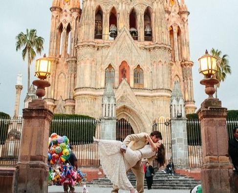 6 Lugares para viajar en Pareja en México