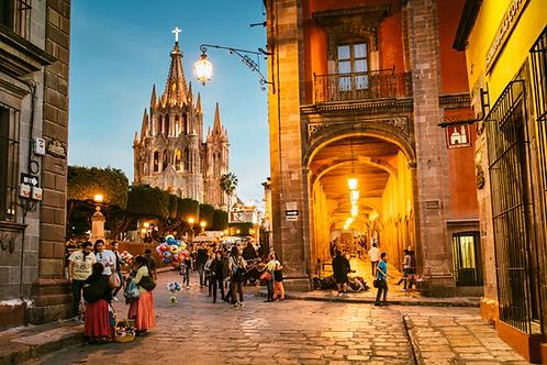 Guanajuato 5 días + 3 tours