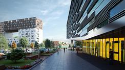 Residential Complex, Kiev