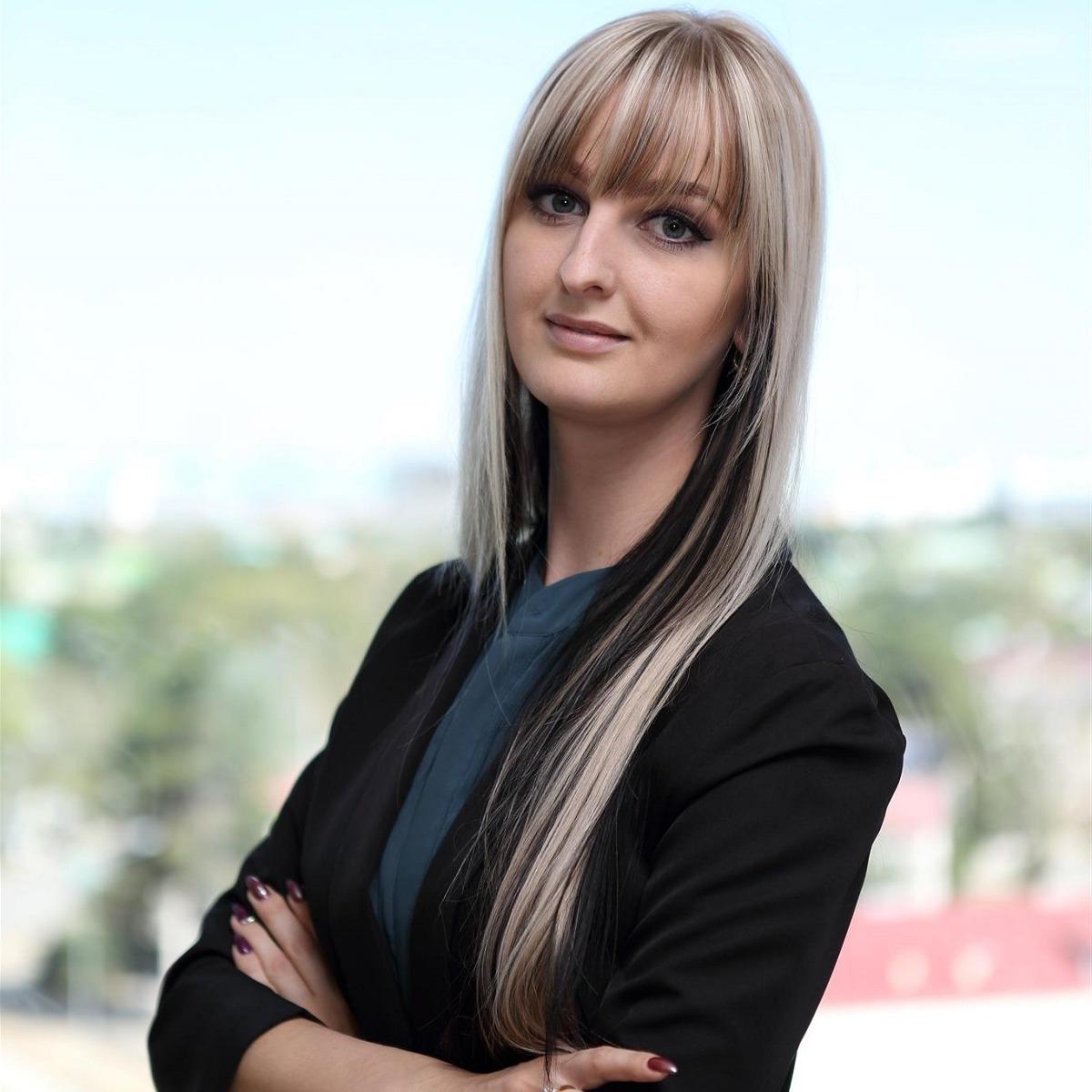 Anastasiya Sariyeva