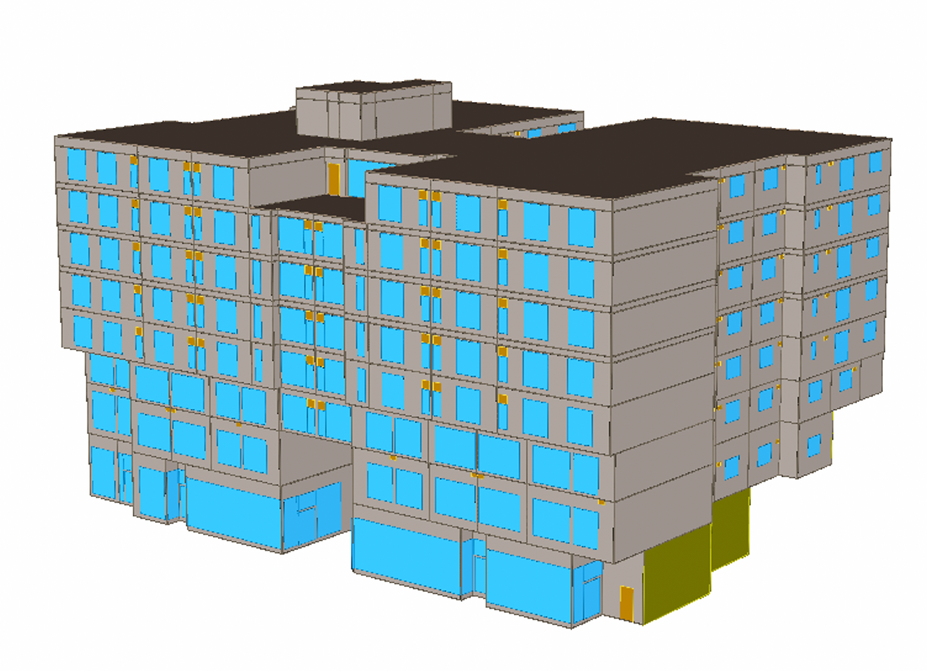 Market Square Apartments Project Address: 1540-1548 Market street, Tacoma, WA 98402