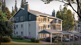 Kirkwood Condominiums, Kirkland