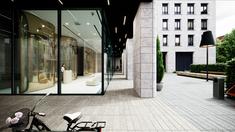 Office building, Zurich