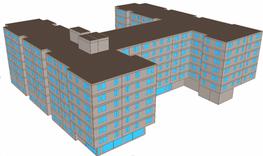 Energy Modeling Linden Apartments Projec
