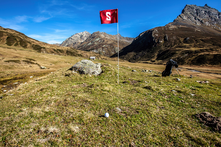 Swiss Mountaingolf - Lost Canyon Mountaingolf