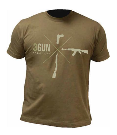 3GUN SHIRTS (KZ)