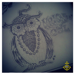 OWL SKETCH - FOR SALE