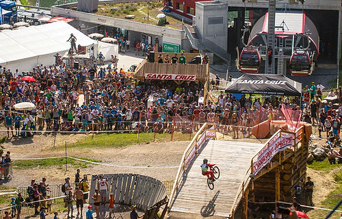 Event Catering Mountain Bike Lenzerheide
