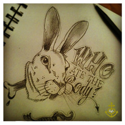 WHO ATE - NICE TAT FOR SALE