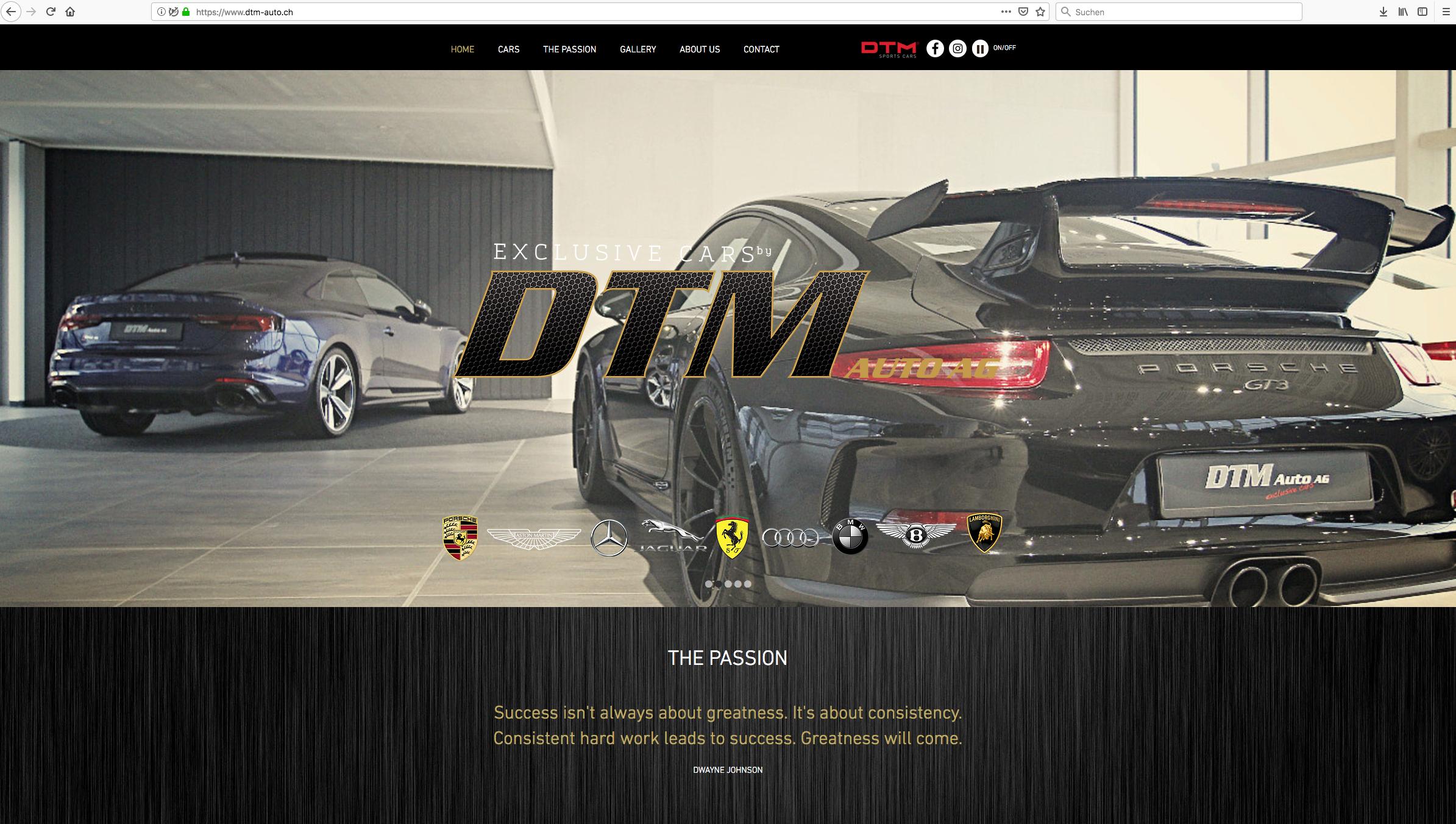 DTM AUTO AG