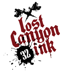 LOST CANYON INK