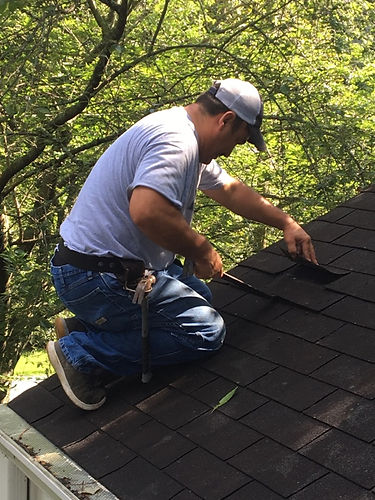 Roof Repair | Emergency Tarp Service
