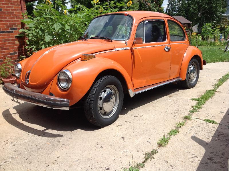 A car!