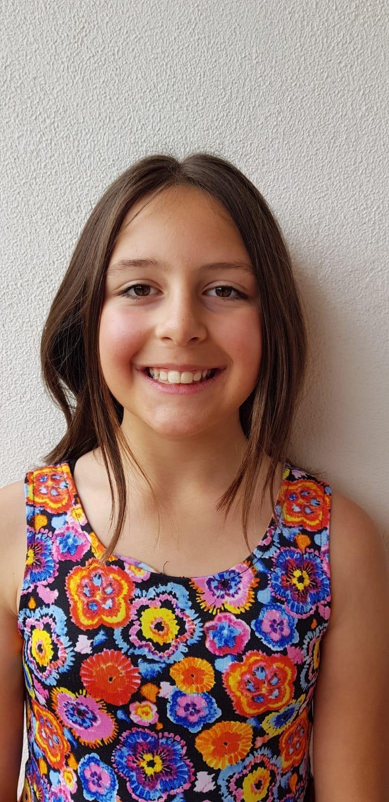 Shaylee Goodman - Grade 6