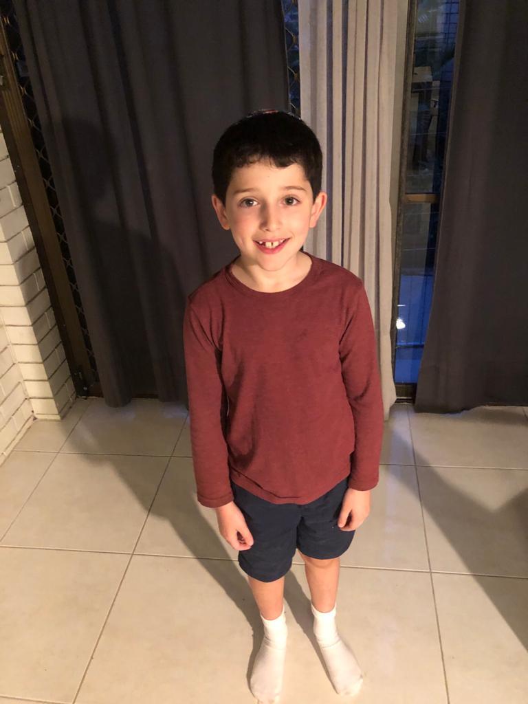 Jacob (Yisroel Tuvia) Terret Year 4