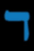 hebrew letter daled