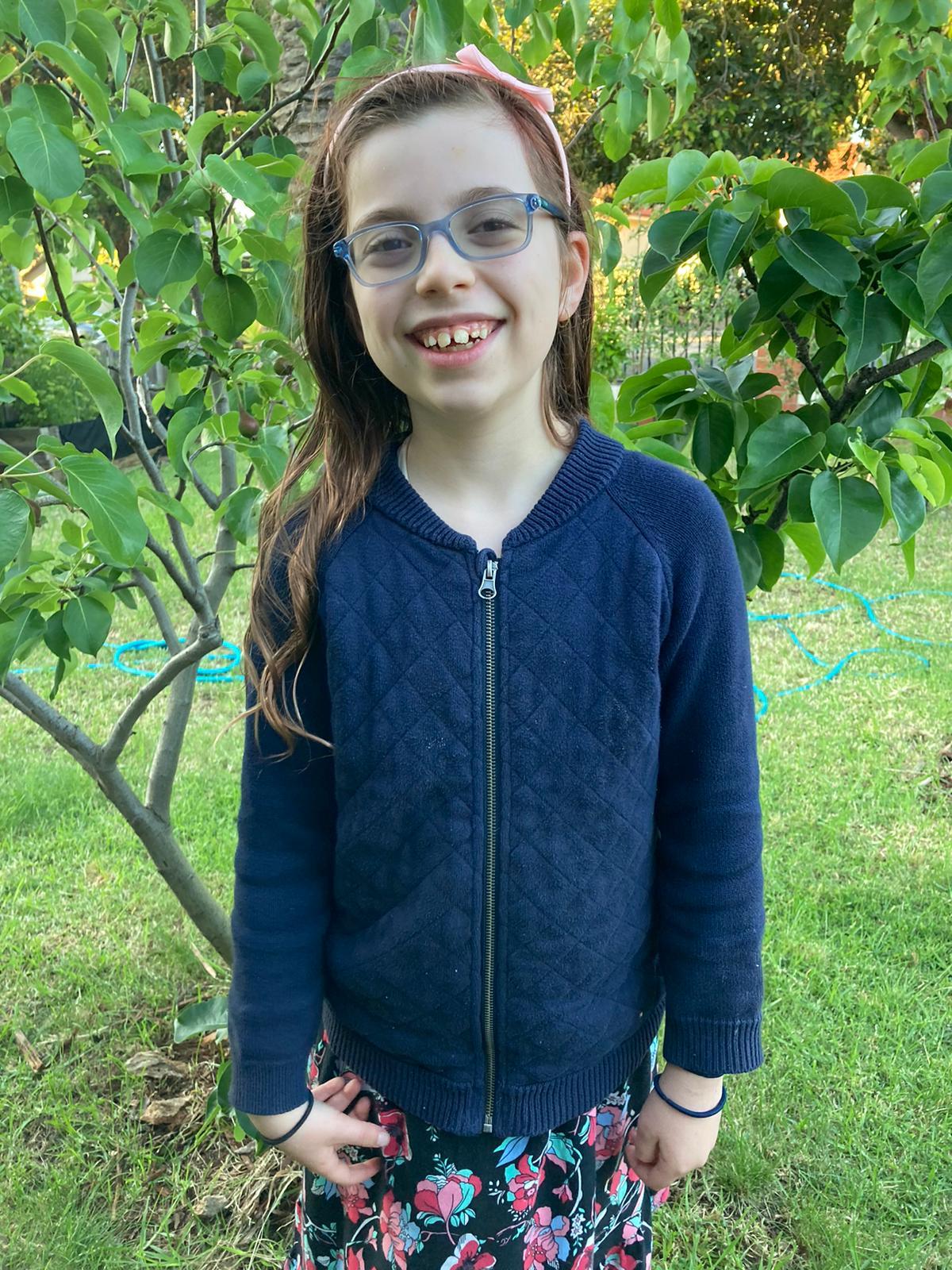 Yael Miller Grade 5