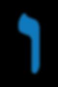 hebrew letter vav