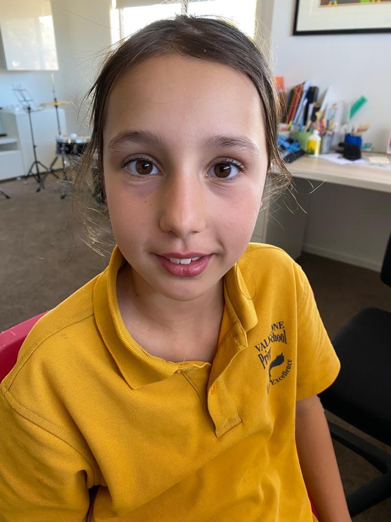 Tamar Elboher, Grade3, Hebrew Gems, Chab