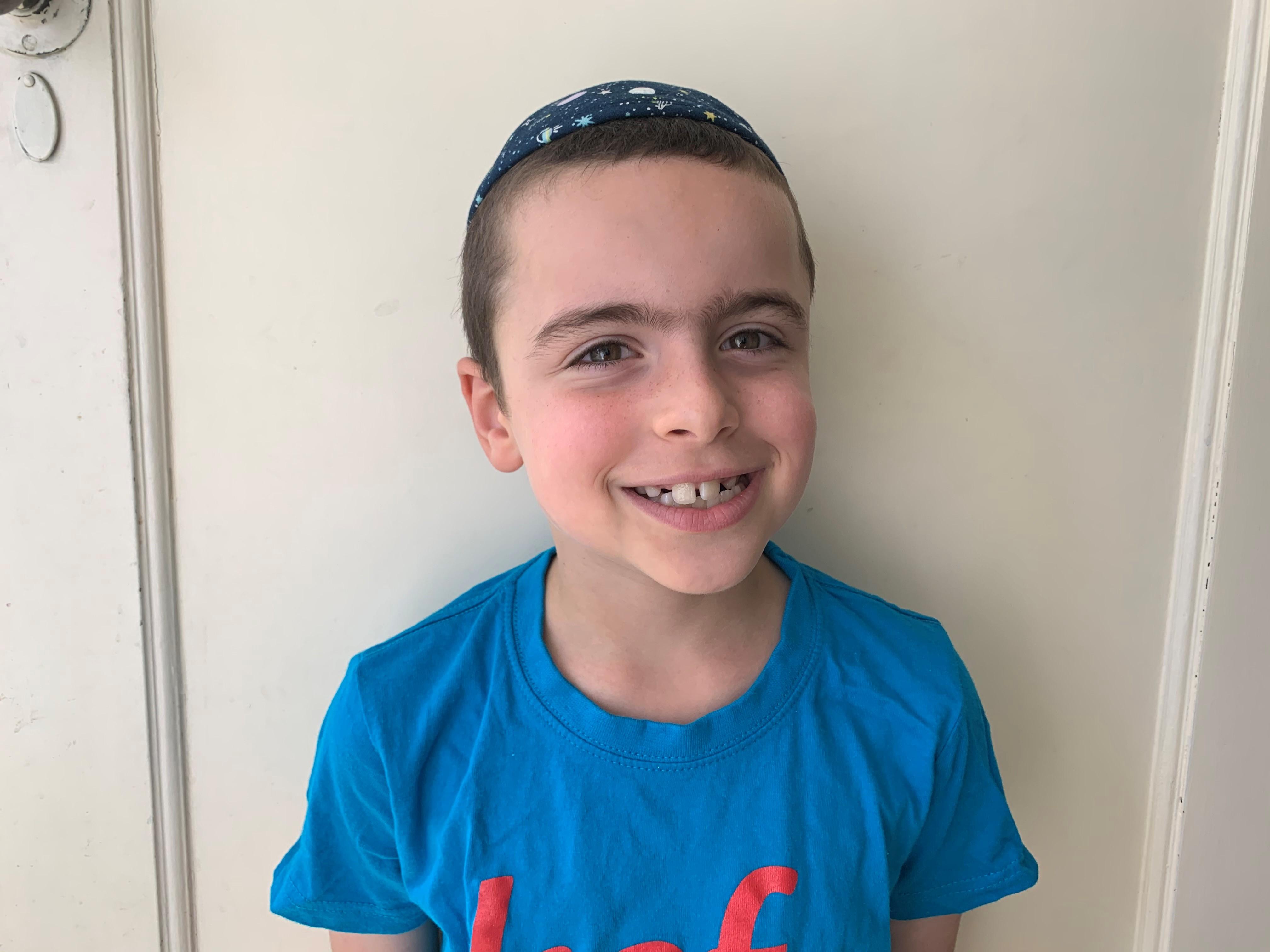 Daniel Rosenbaum Grade 3